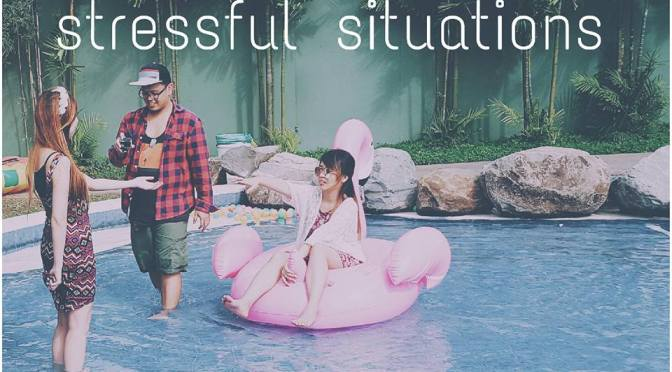 Yoko na bes: What to do when you find yourself in stressful situations