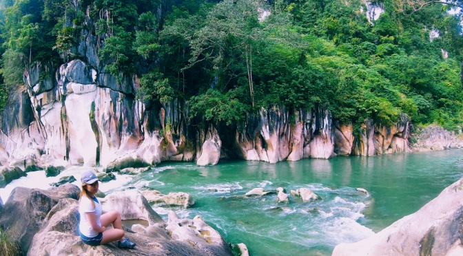 Cool down at nearby Tinipak River in Tanay Rizal