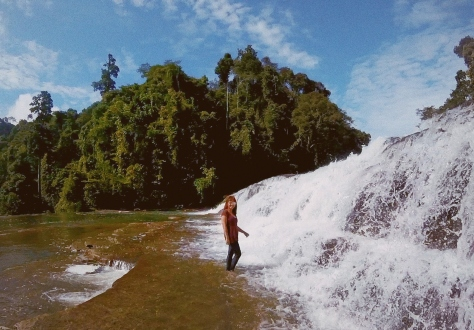 2nd layer Tinuy-an Falls