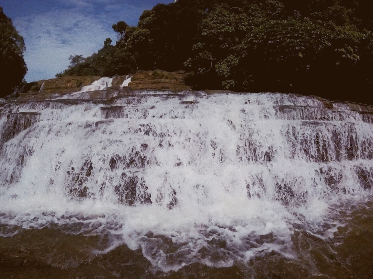 Tinuy-an Falls Second Layer
